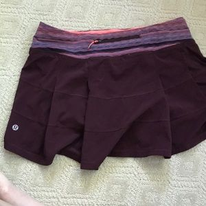 lululemon athletica Skirts - lululemon tennis skirt
